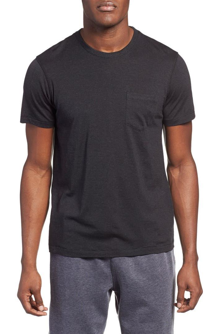 Daniel buchler silk cotton crewneck t shirt nordstrom for Cotton silk tee shirts