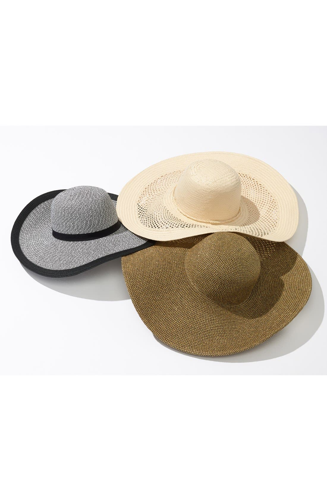 Alternate Image 2  - Phase 3 Floppy Straw Hat