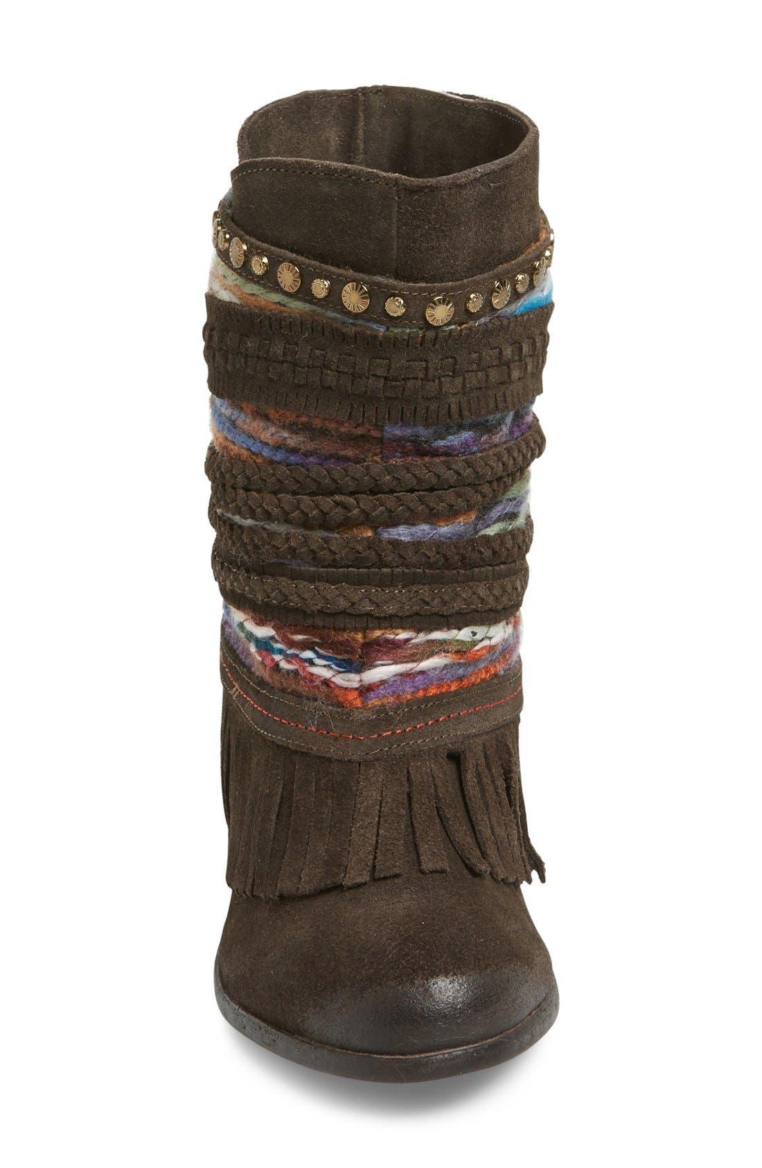 Alternate Image 3  - Naughty Monkey 'Poncho' Boot (Women)