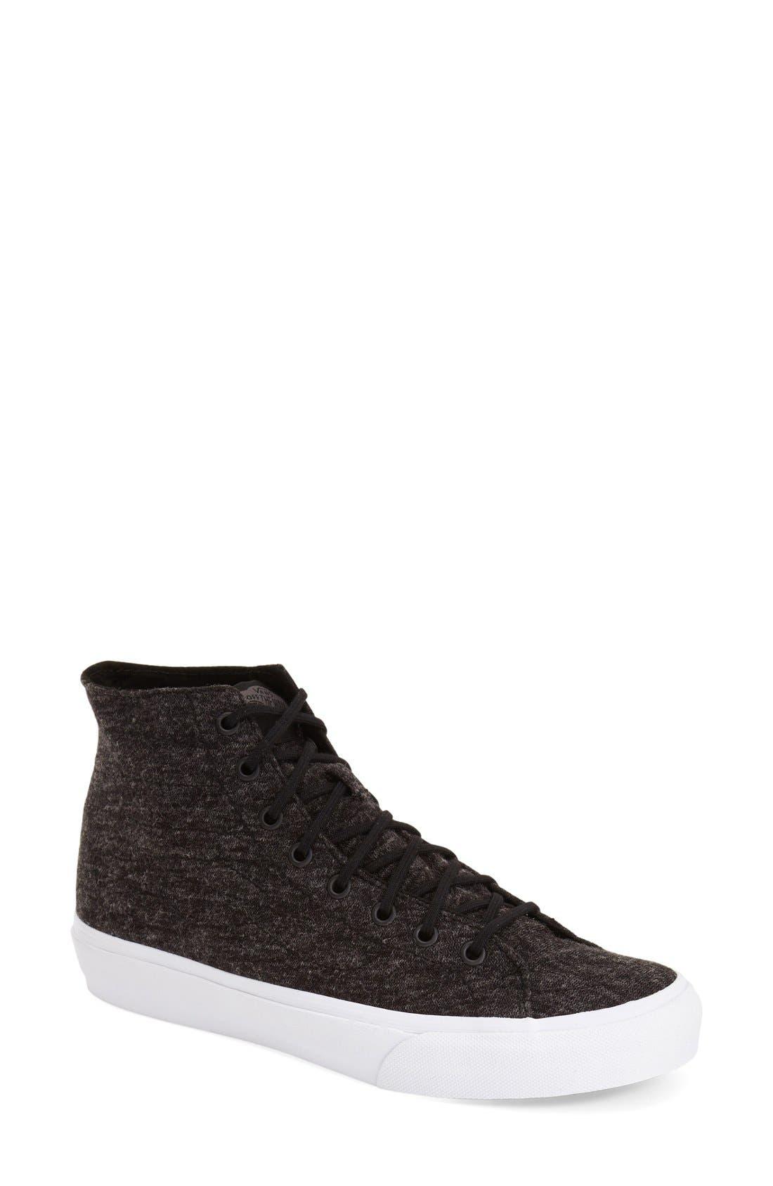 Alternate Image 1 Selected - Vans 'Sk8-Hi Decon' Sneaker (Women)