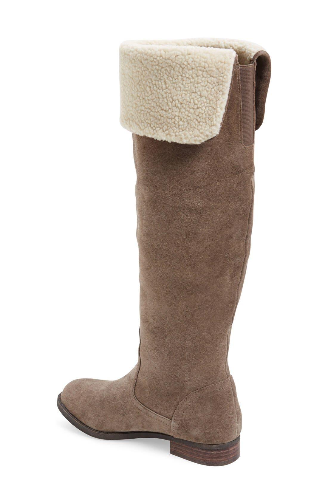 Alternate Image 2  - Sole Society 'Lanee' Tall Boot (Women)