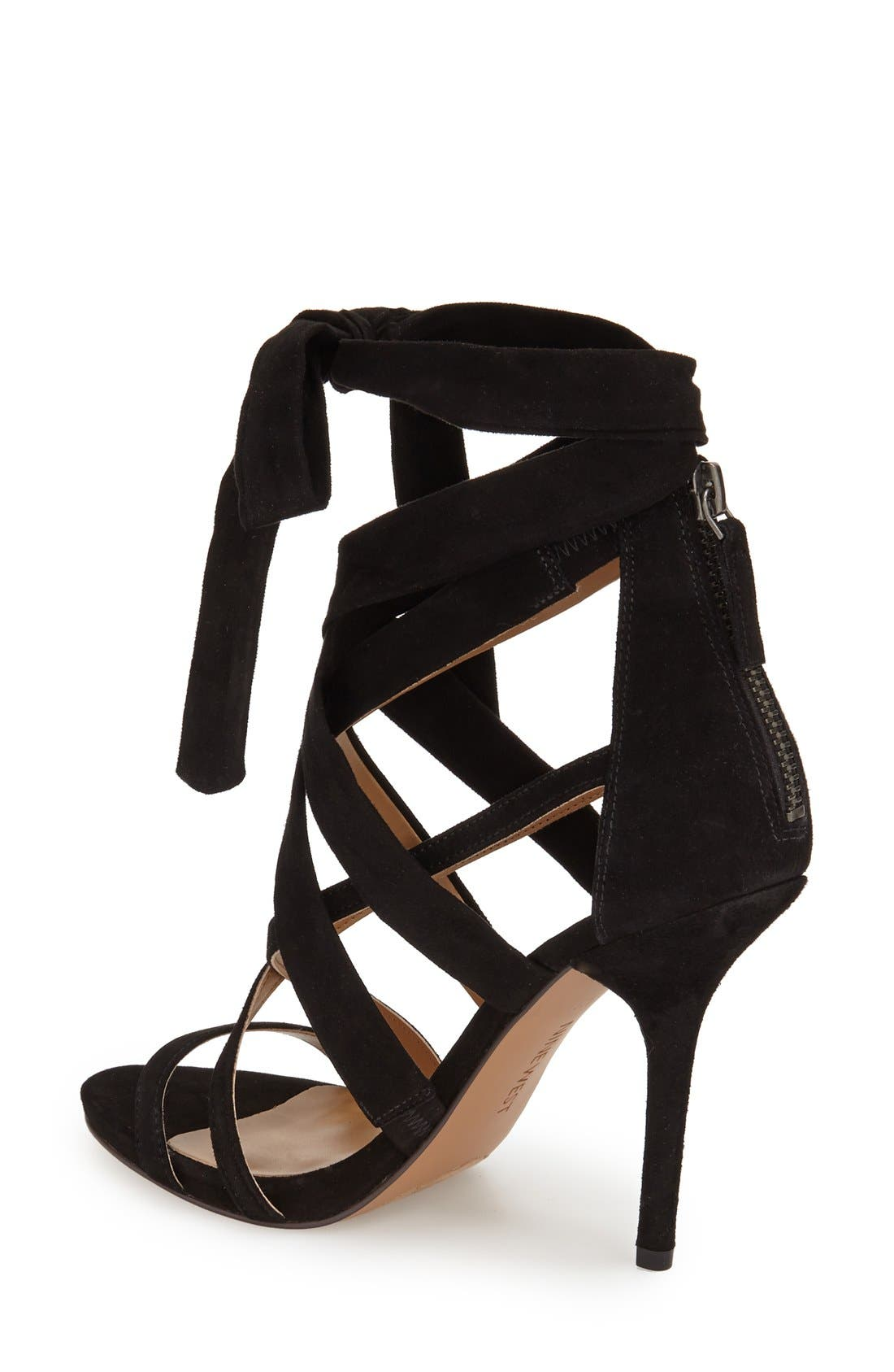 Alternate Image 2  - Nine West 'Rustic' Sandal (Women)