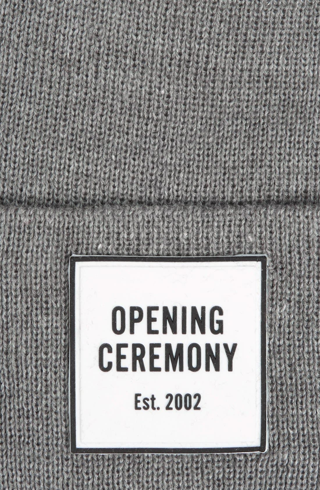 Alternate Image 2  - Opening Ceremony 'Logo' Knit Beanie