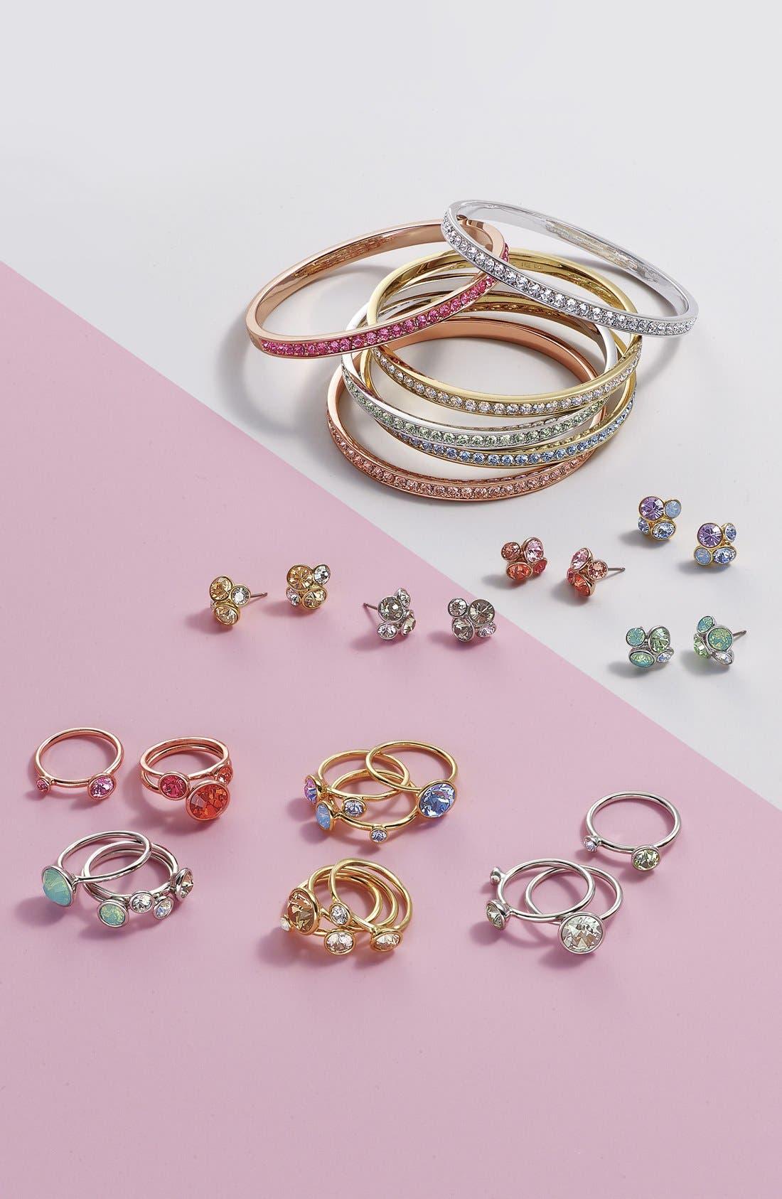 Alternate Image 3  - Ted Baker London Lynda Jewel Cluster Stud Earrings