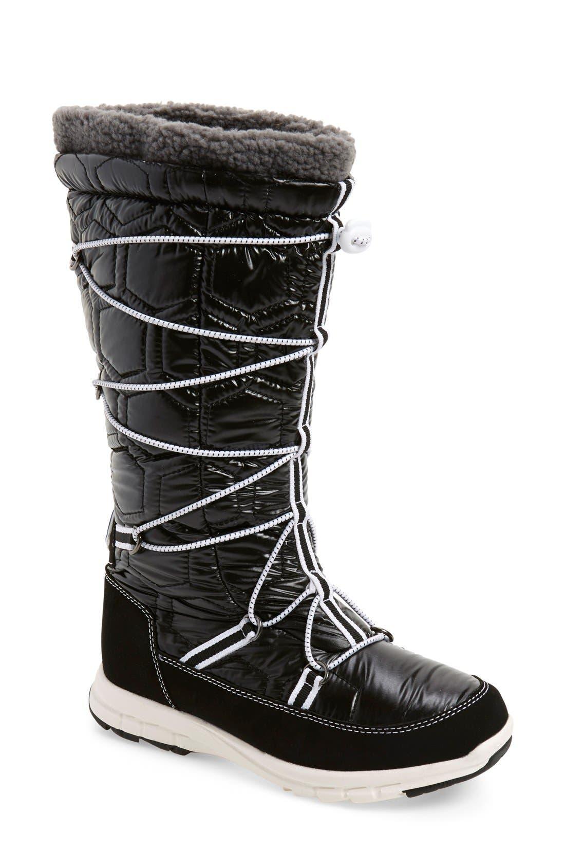 Alternate Image 1 Selected - Khombu 'Slalom' Tall Waterproof Boot (Women)