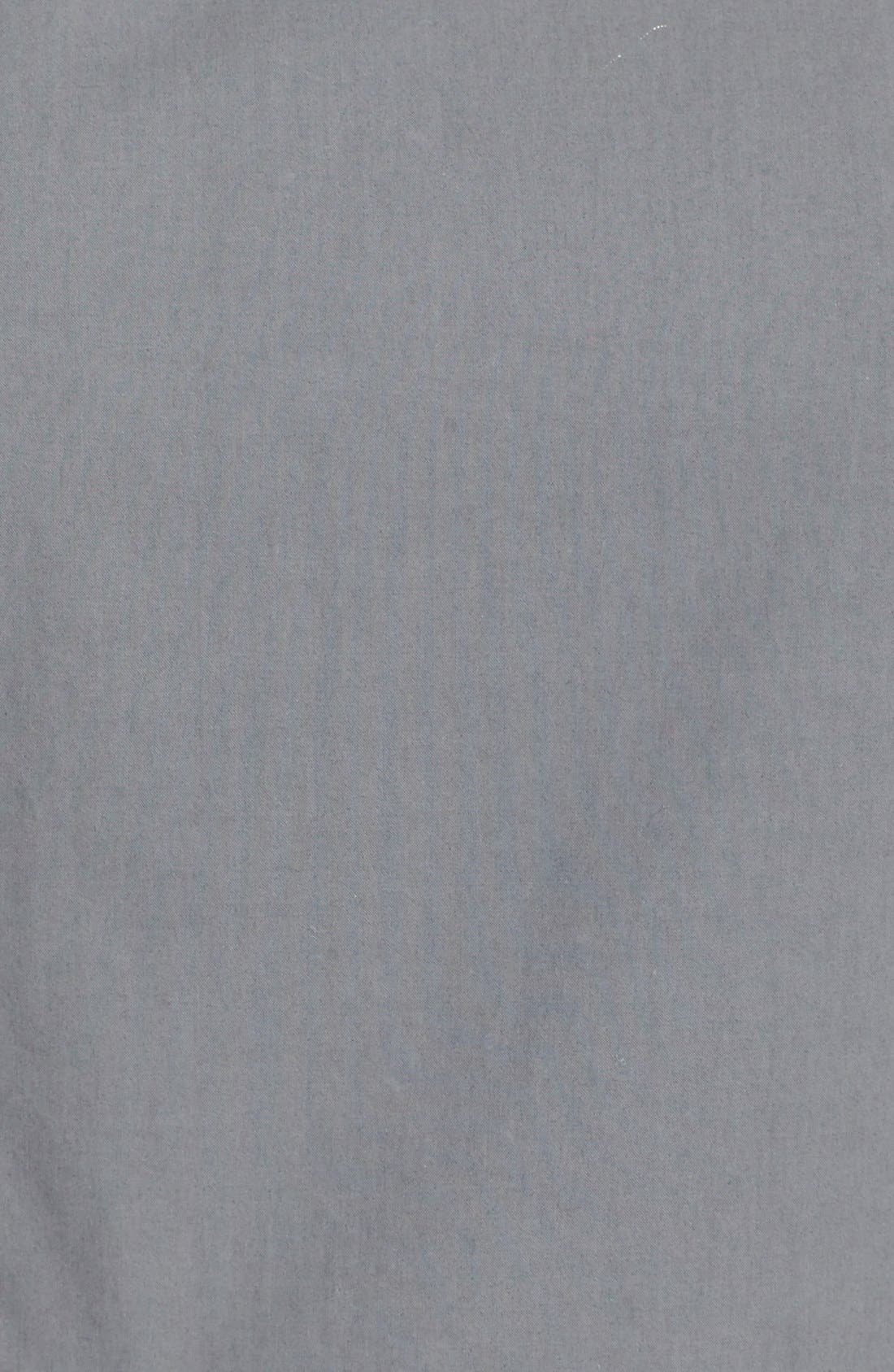 Alternate Image 6  - Lafayette 148 New York 'Gina' Cap Sleeve Fit & Flare Dress