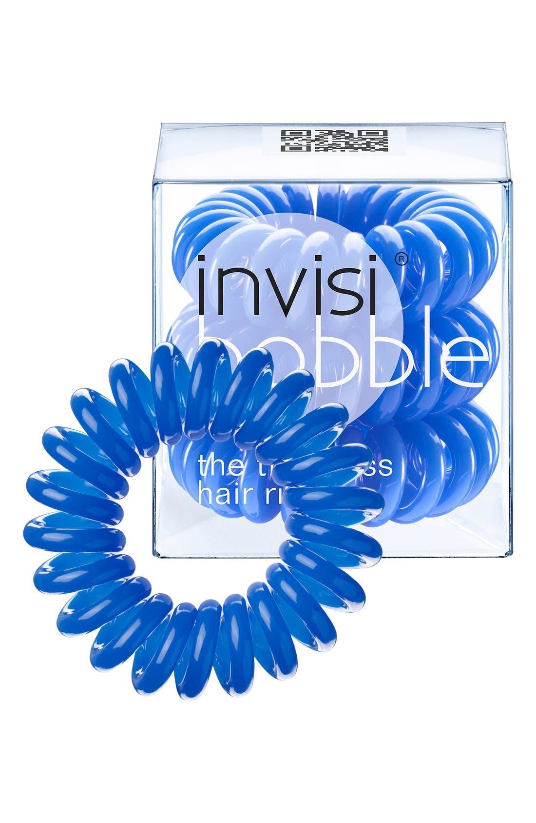 Main Image - Invisibobble 'Original' Hair Tie (Set of 3)