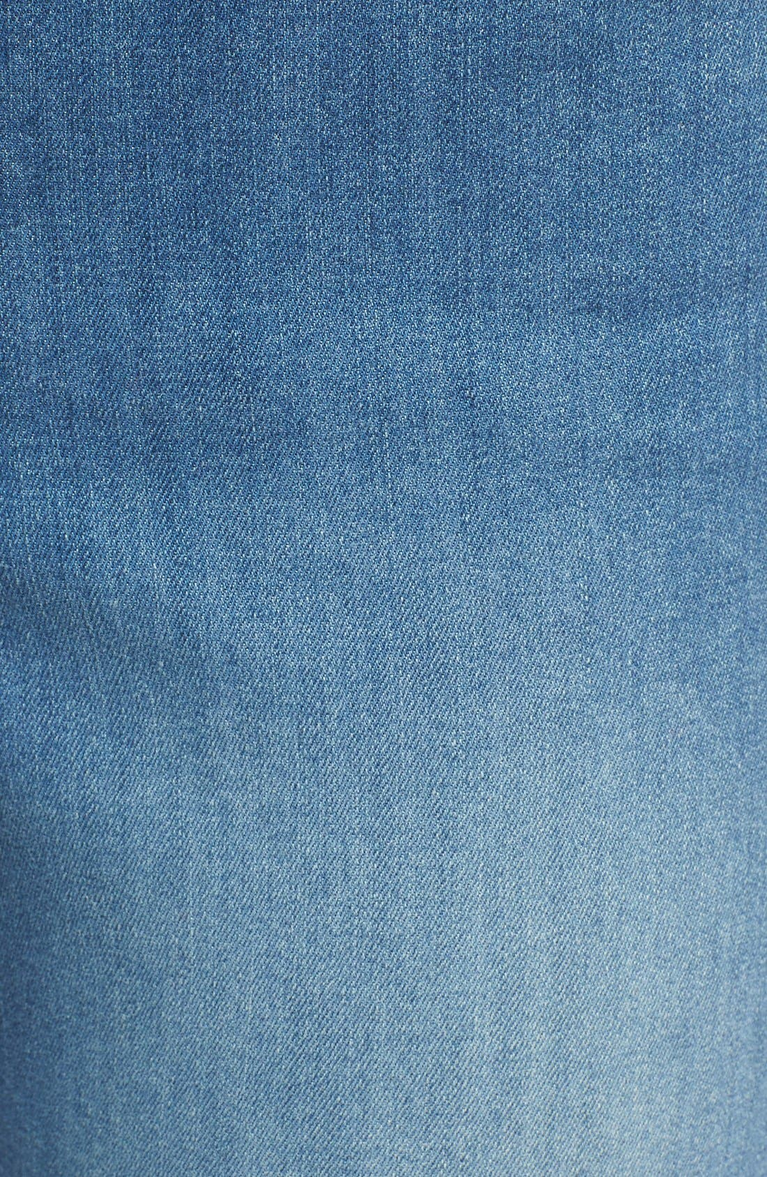 Alternate Image 5  - NYDJ 'Anabelle' Stretch Skinny Boyfriend Jeans (Upper Falls) (Regular & Petite)