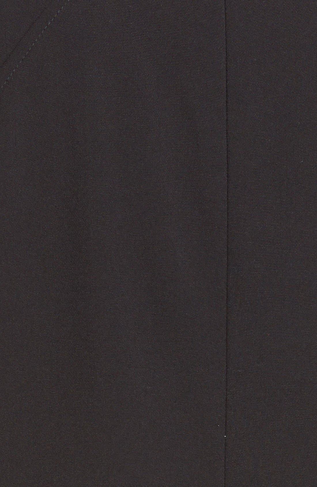 Alternate Image 5  - Halogen® Button Detail Jumpsuit (Regular & Petite)