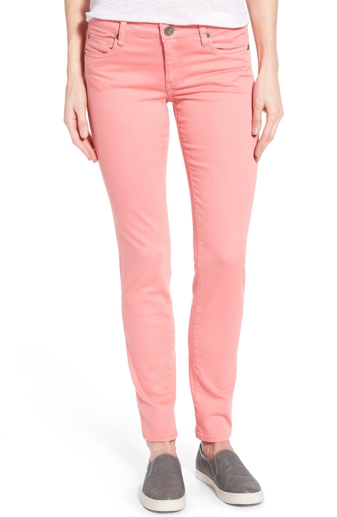 Main Image - KUT from the Kloth 'Diana' Skinny Five-Pocket Pants