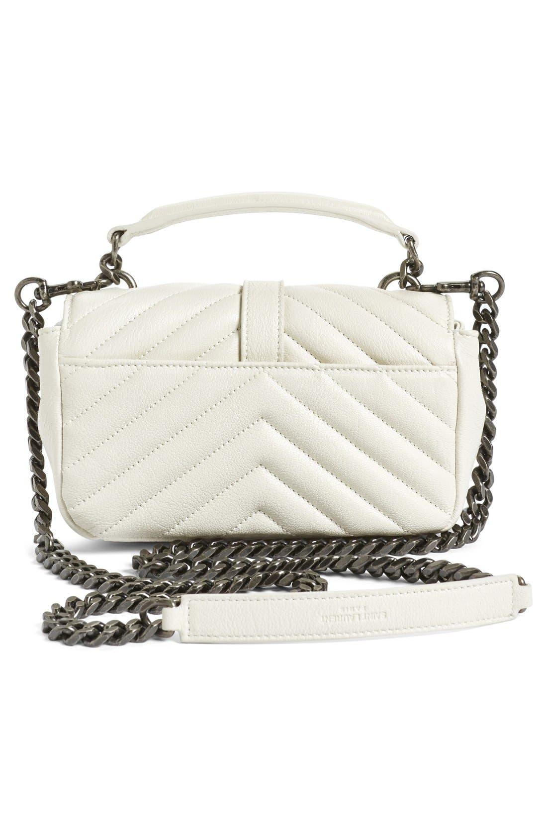 Alternate Image 3  - Saint Laurent 'Monogram' Shoulder Bag