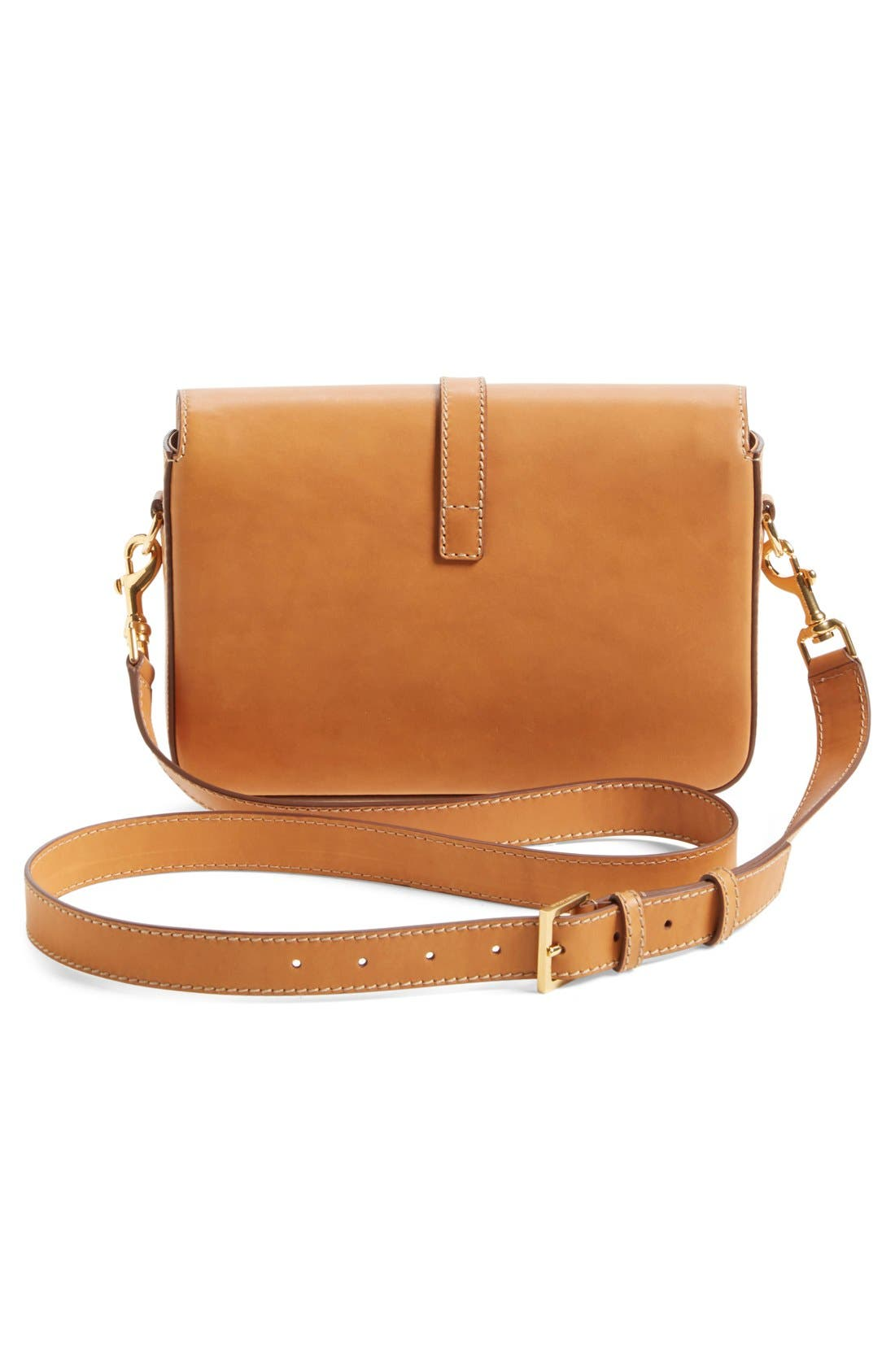 Alternate Image 3  - Saint Laurent 'Medium Monogram' Leather Crossbody Bag