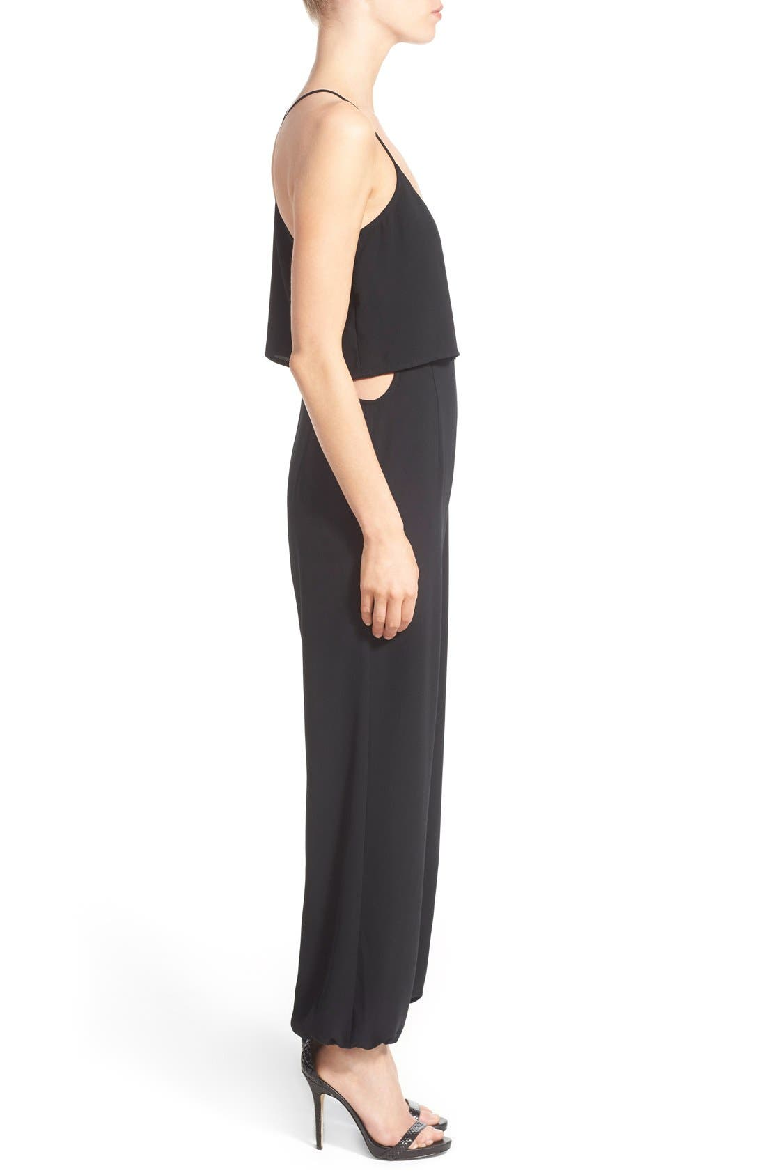 Alternate Image 3  - Leith Cutout Jumpsuit