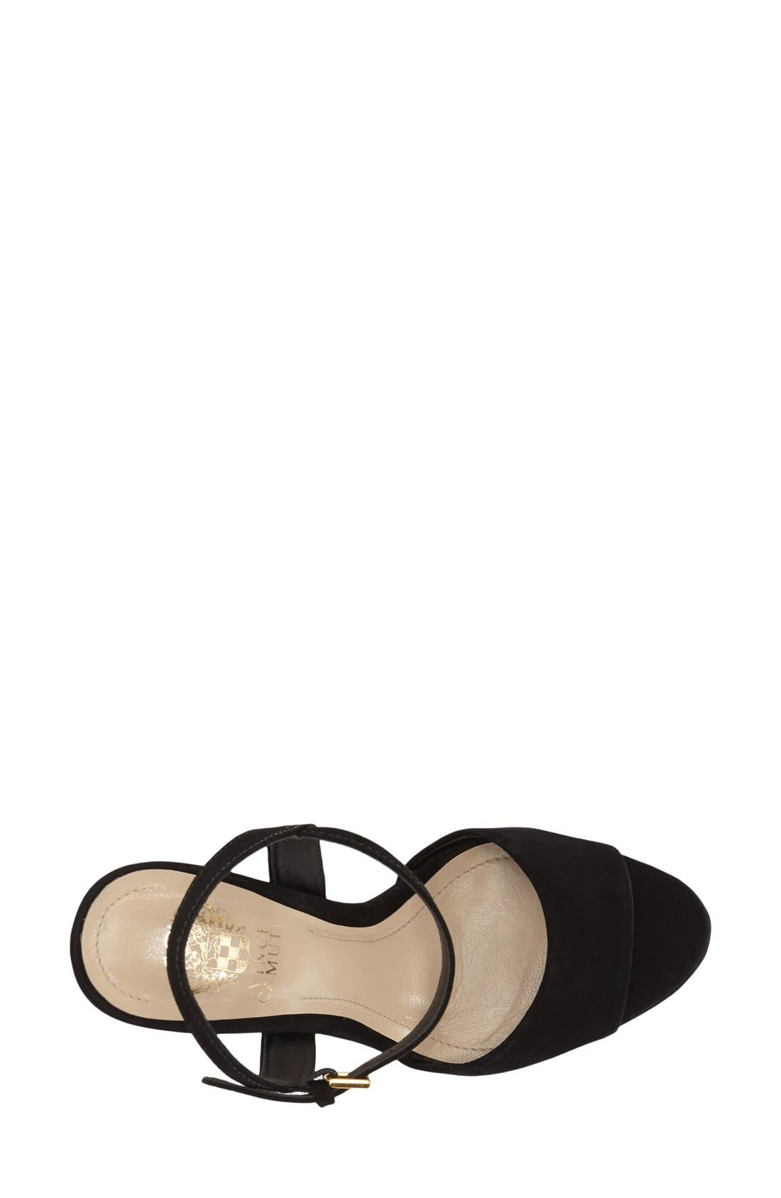 Alternate Image 3  - Vince Camuto 'Krysta' Platform Sandal (Women)