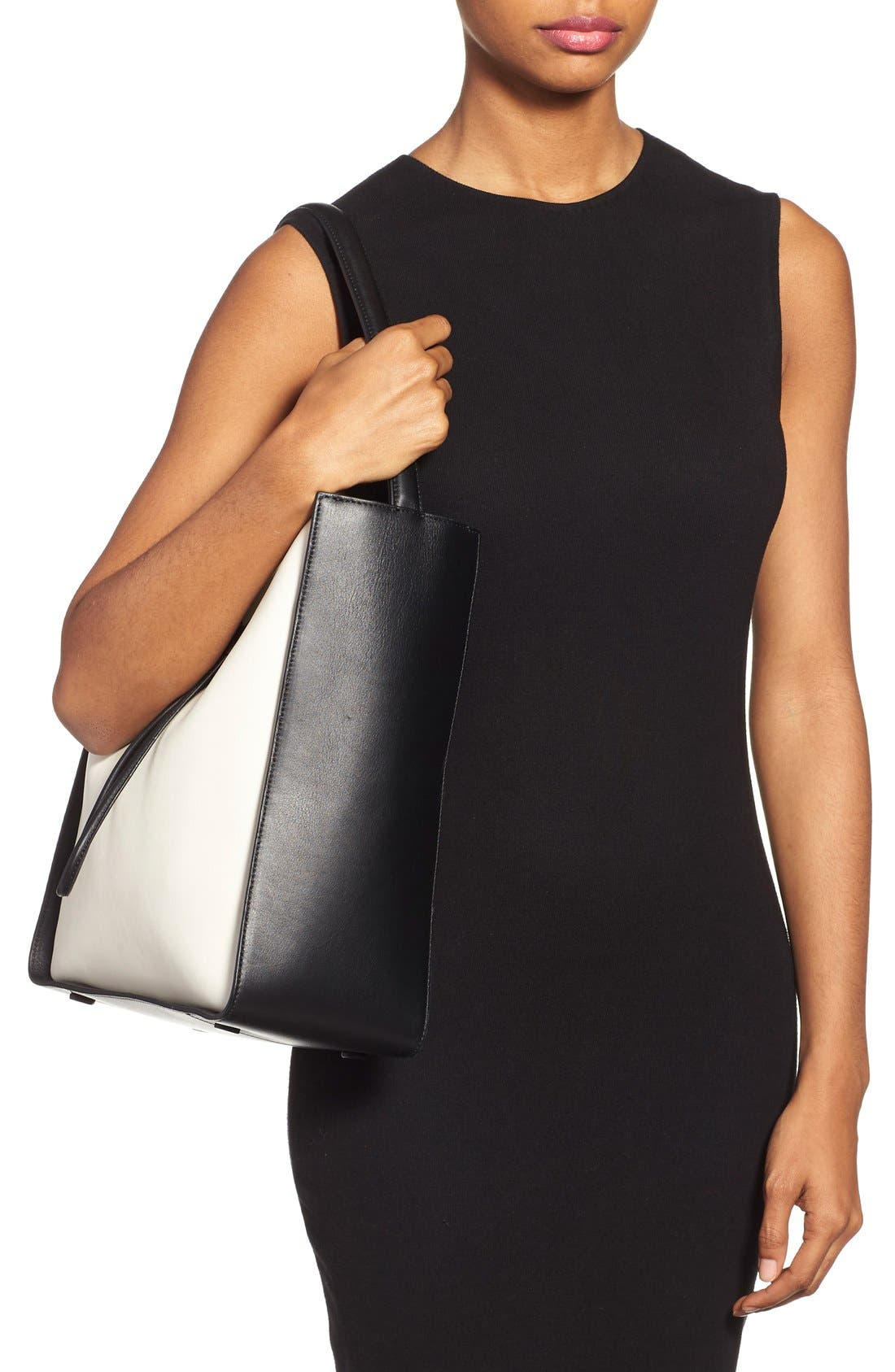 Alternate Image 2  - 3.1 Phillip Lim 'Large Soleil' Colorblock Bucket Bag