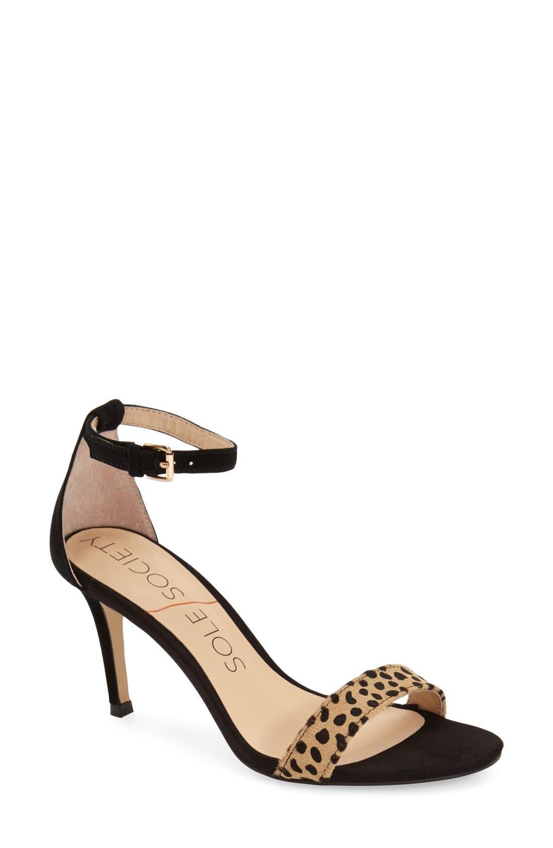 Main Image - Sole Society 'Dace' Sandal (Women)