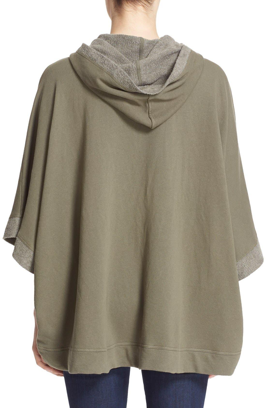 Alternate Image 2  - Soft Joie 'Kory' Boxy Hooded Pullover