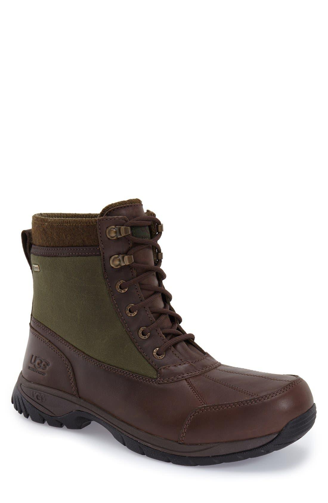 Alternate Image 1 Selected - UGG® 'Eaglin' Waterproof Snow Boot