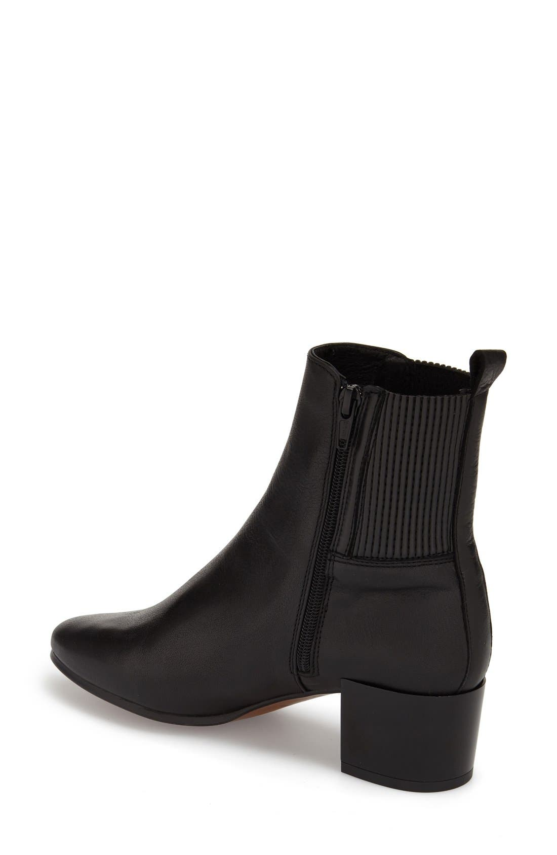 Alternate Image 2  - Topshop 'Marbles' Ankle Boot (Women)