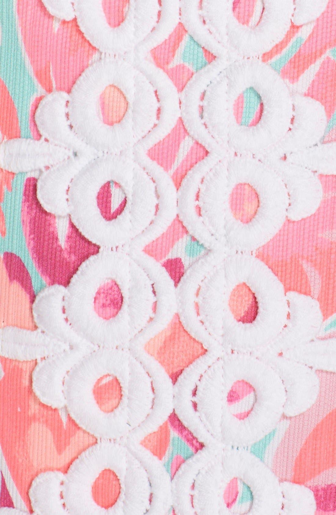 Alternate Image 6  - Lilly Pulitzer® 'Pearl' Cotton Dobby Sheath Dress