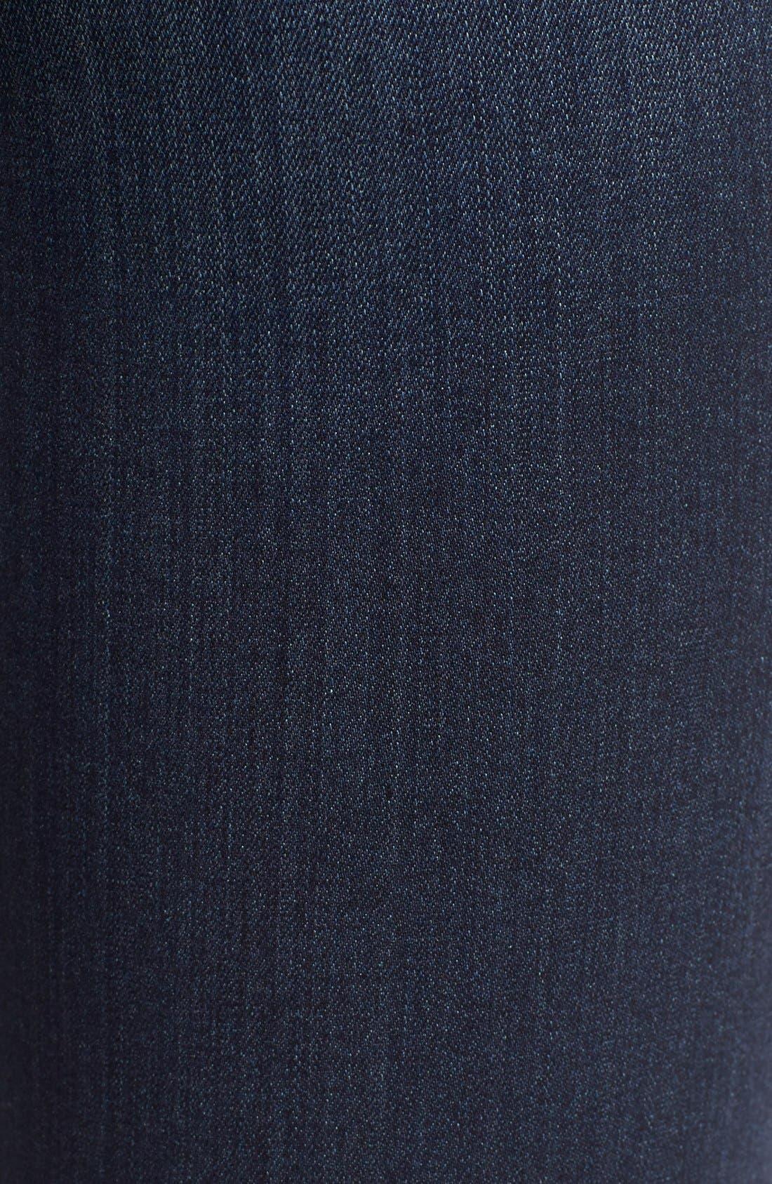 Alternate Image 5  - Paige Denim 'Transcend - Verdugo' Ankle Ultra Skinny Jeans (Nottingham) (Petite)