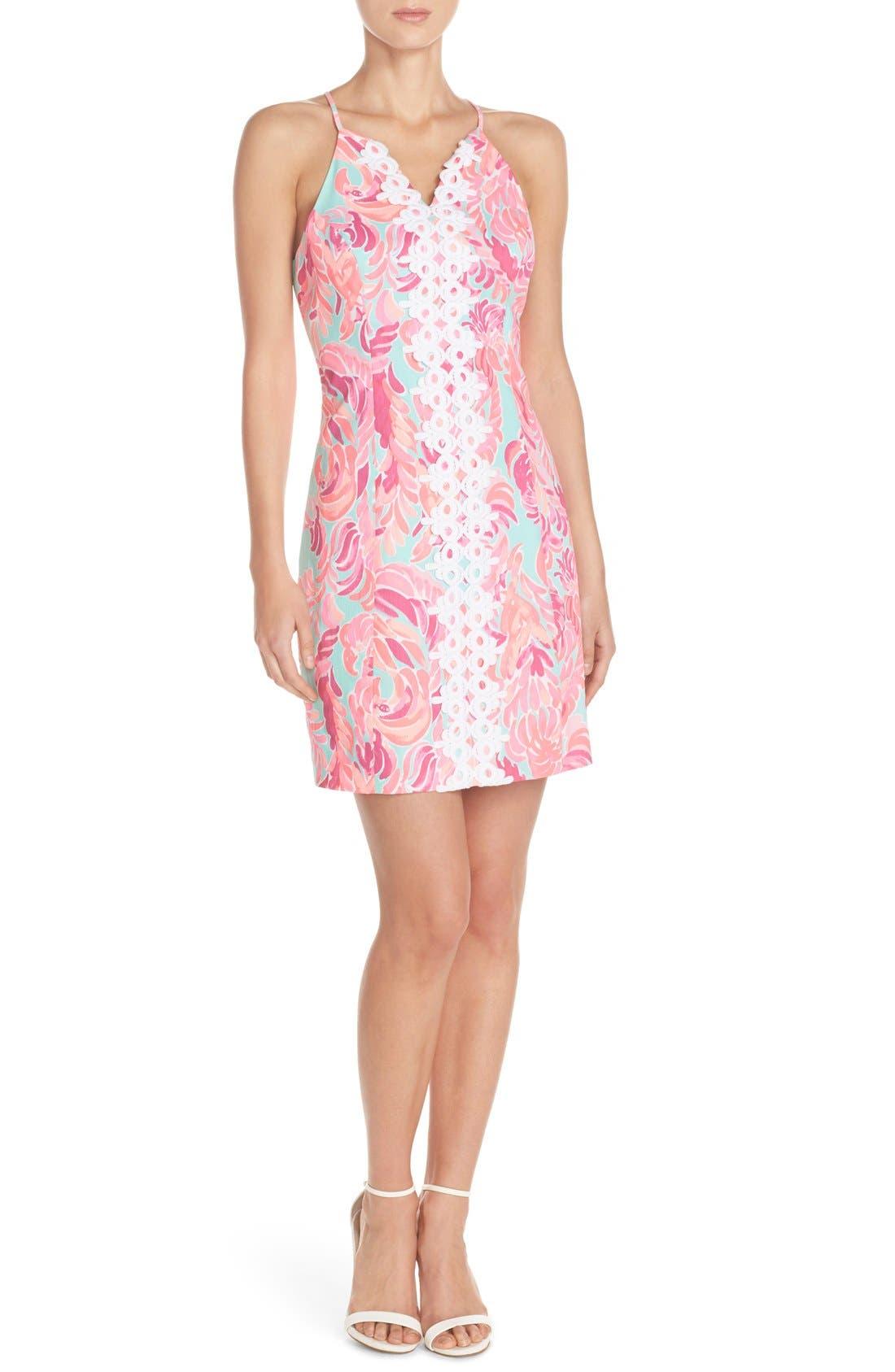 Alternate Image 4  - Lilly Pulitzer® 'Pearl' Cotton Dobby Sheath Dress