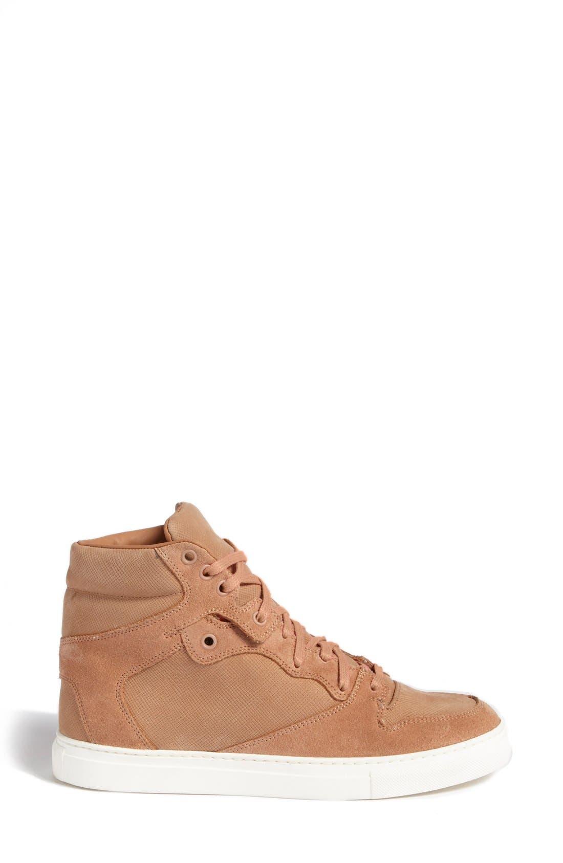 Alternate Image 2  - Balenciaga 'Trainer' High Top Sneaker (Women)