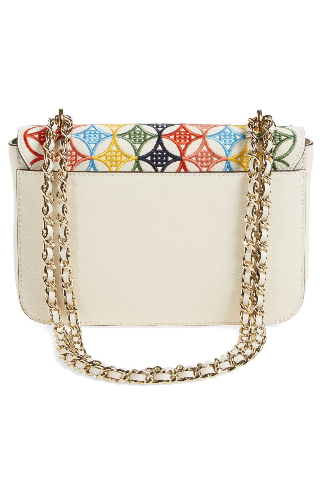 Alternate Image 3  - Tory Burch 'Robinson' Embroidered Shoulder Bag