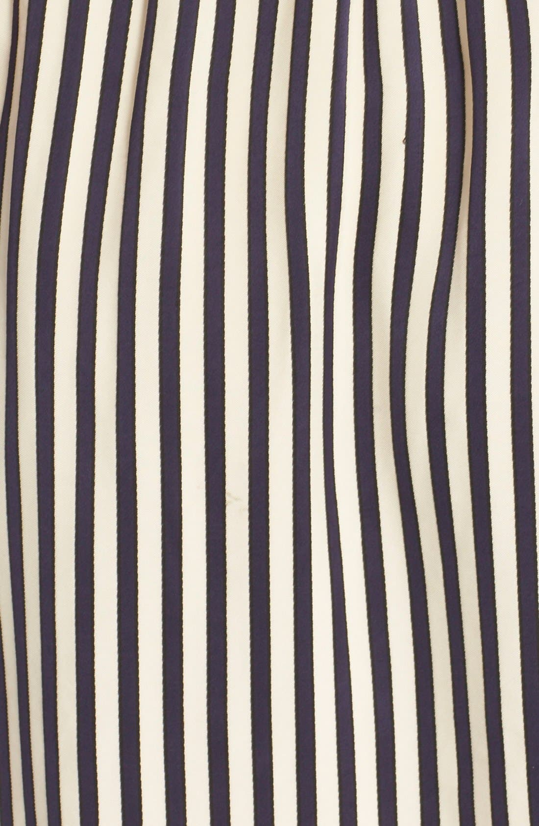 Alternate Image 5  - A.P.C. 'Robe Key West' Stripe Dress
