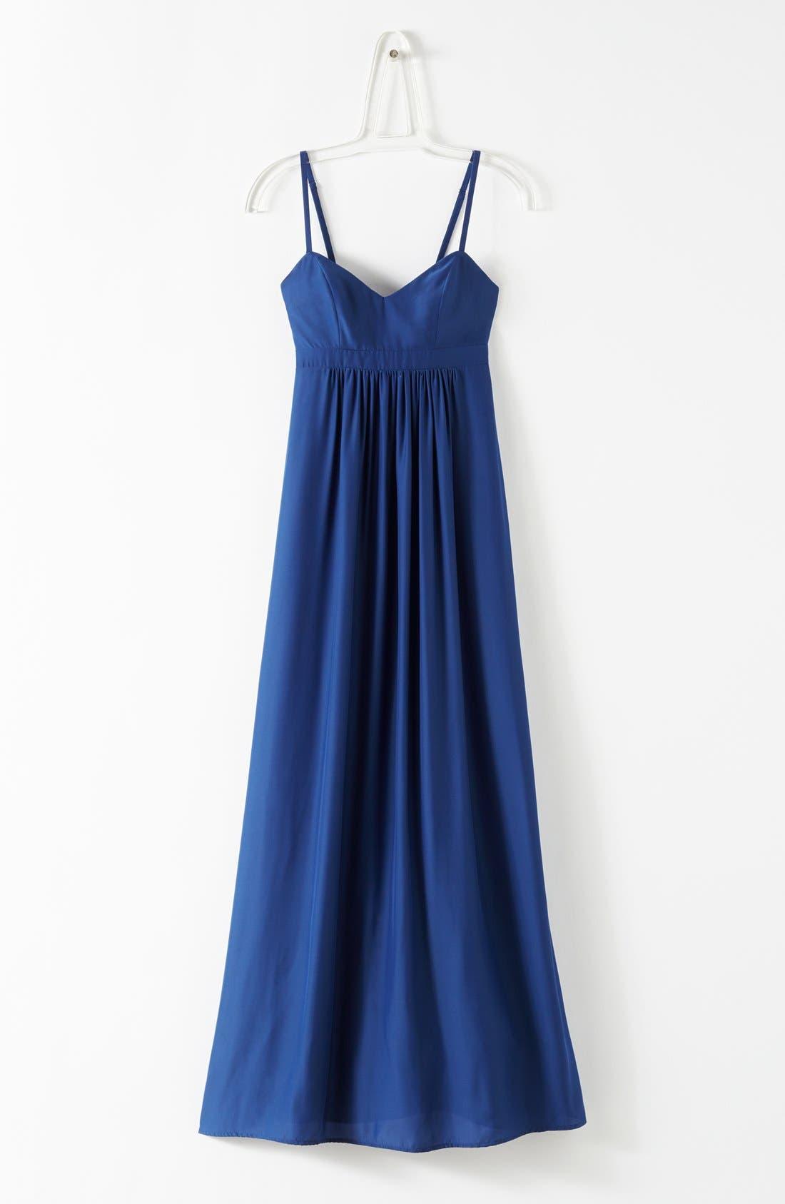 Alternate Image 8  - Felicity & Coco Woven Maxi Dress (Regular & Petite) (Nordstrom Exclusive)