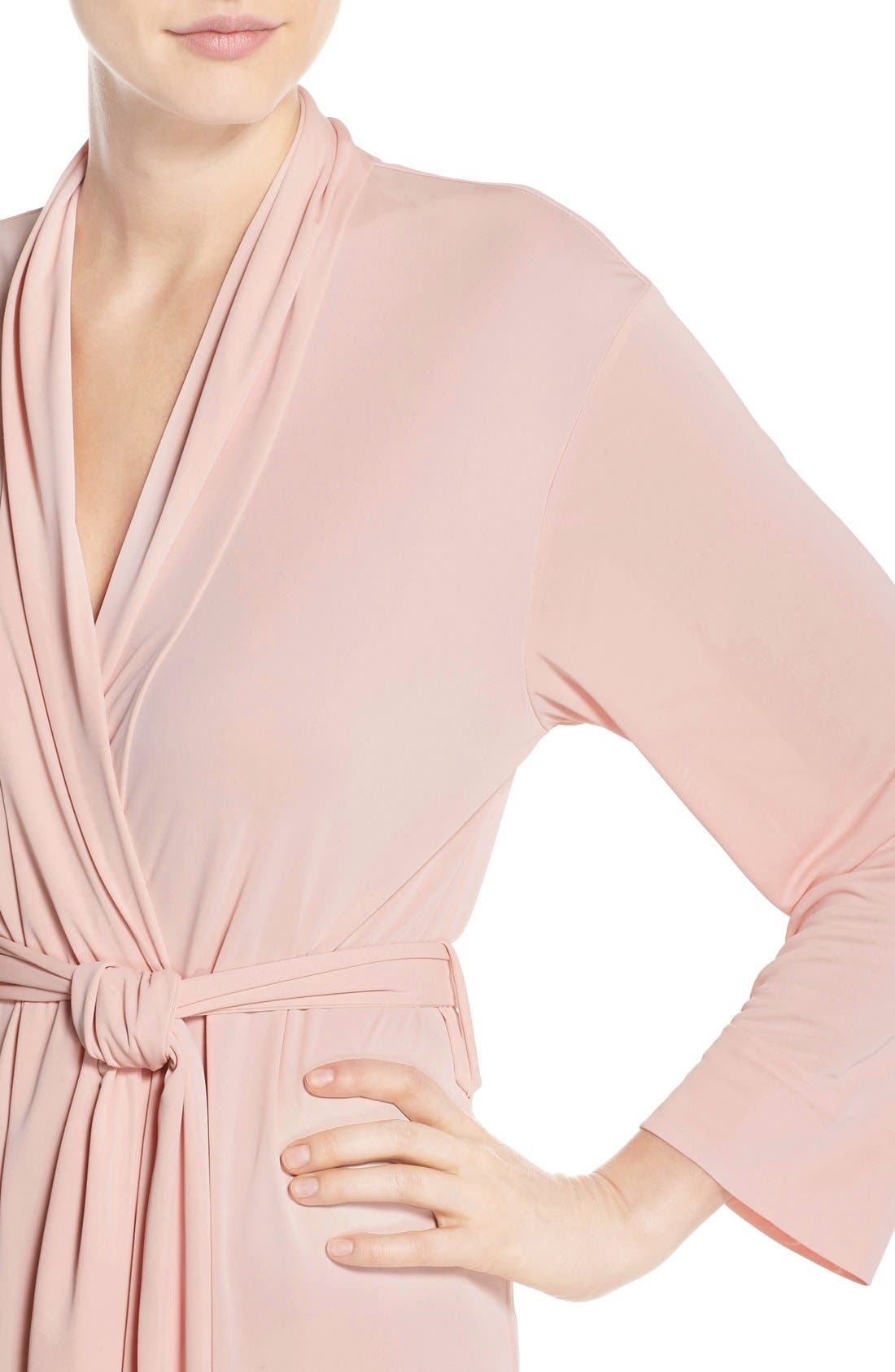Alternate Image 4  - Natori 'Aphrodite' Long Robe