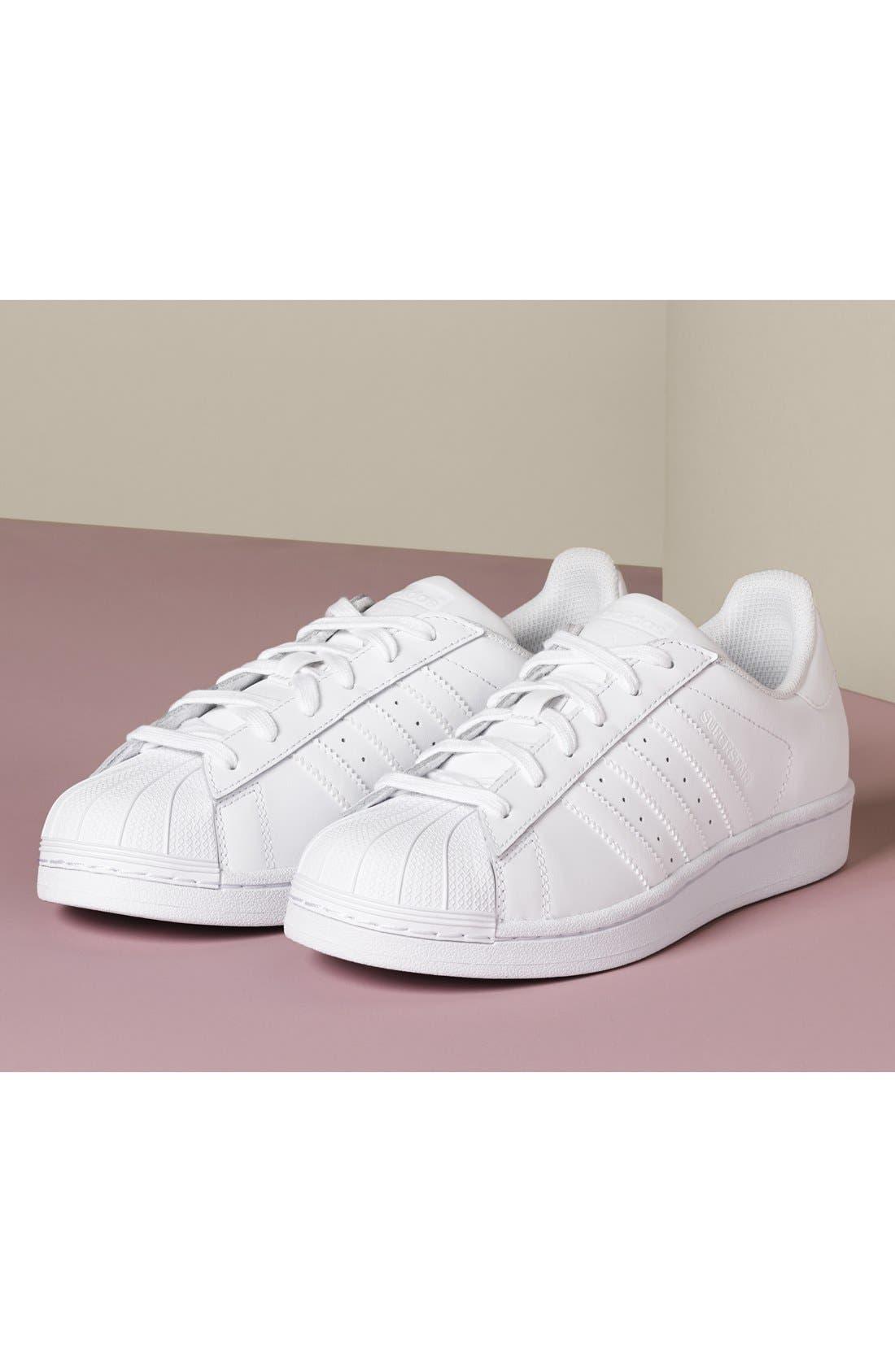 Alternate Image 10  - adidas Superstar Sneaker