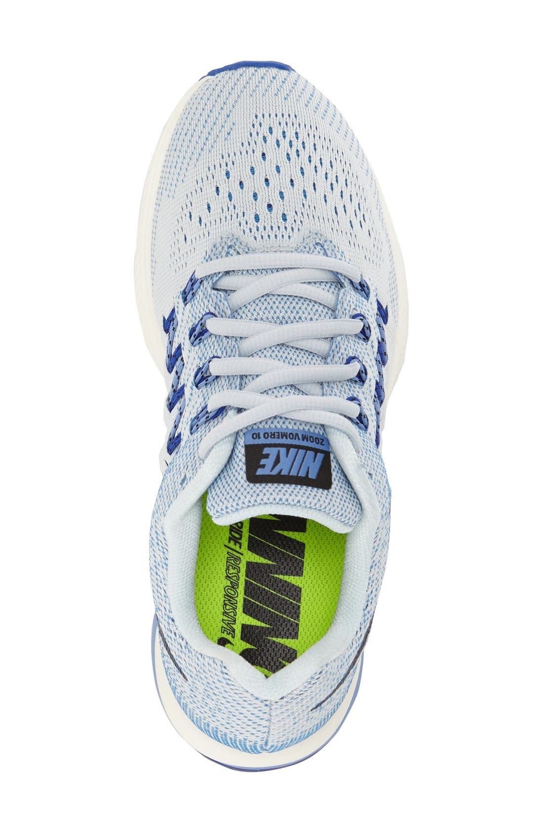 Alternate Image 3  - Nike 'Air Zoom Vomero 10' Running Shoe (Women)