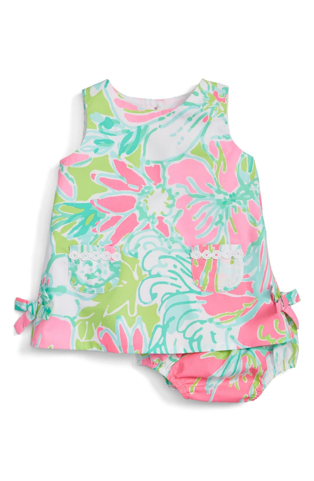 Lilly Pulitzer Baby Lilly Shift Dress Baby Girls