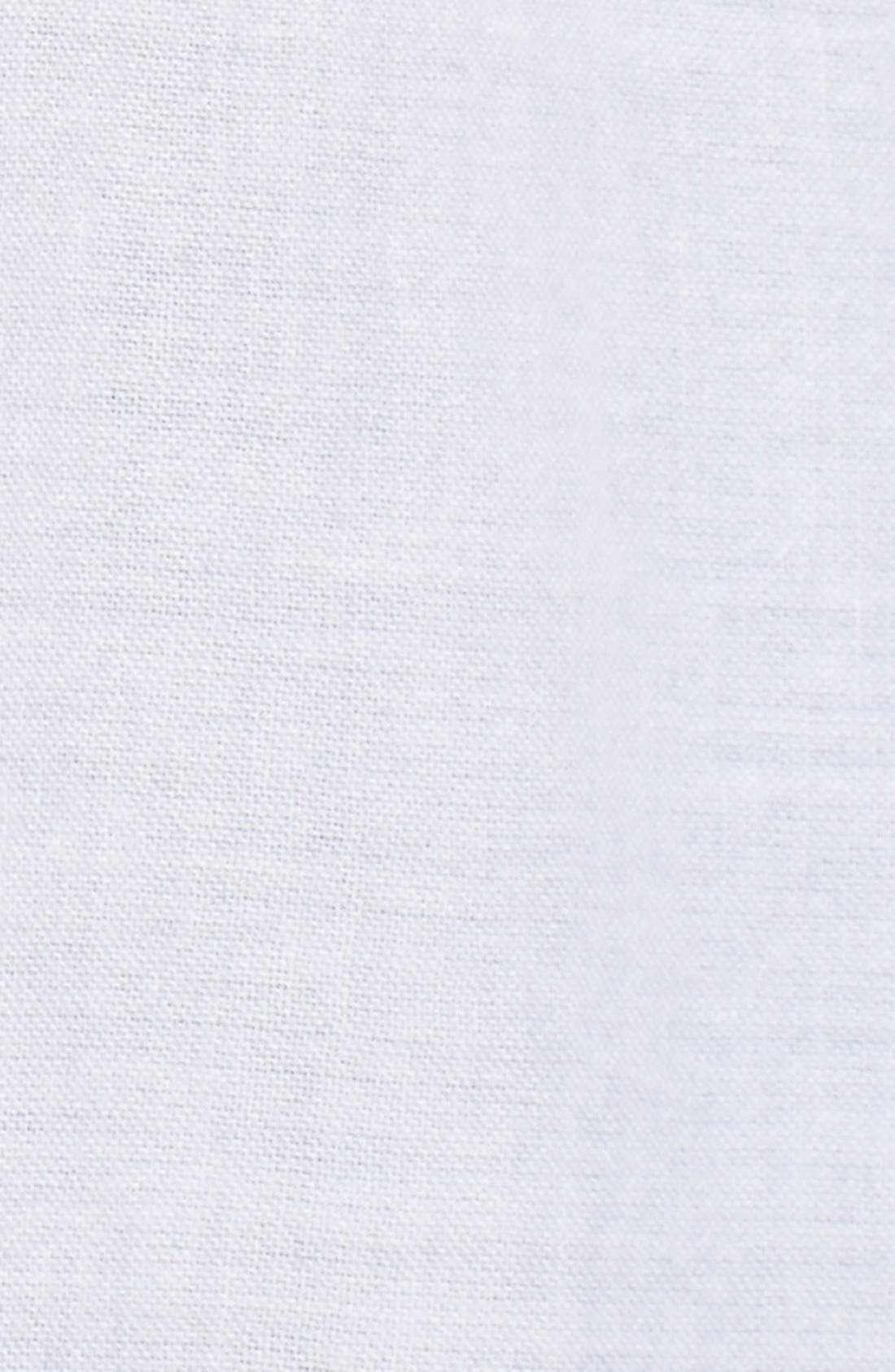 Alternate Image 5  - Madewell Embroidered Short Sleeve Peasant Top