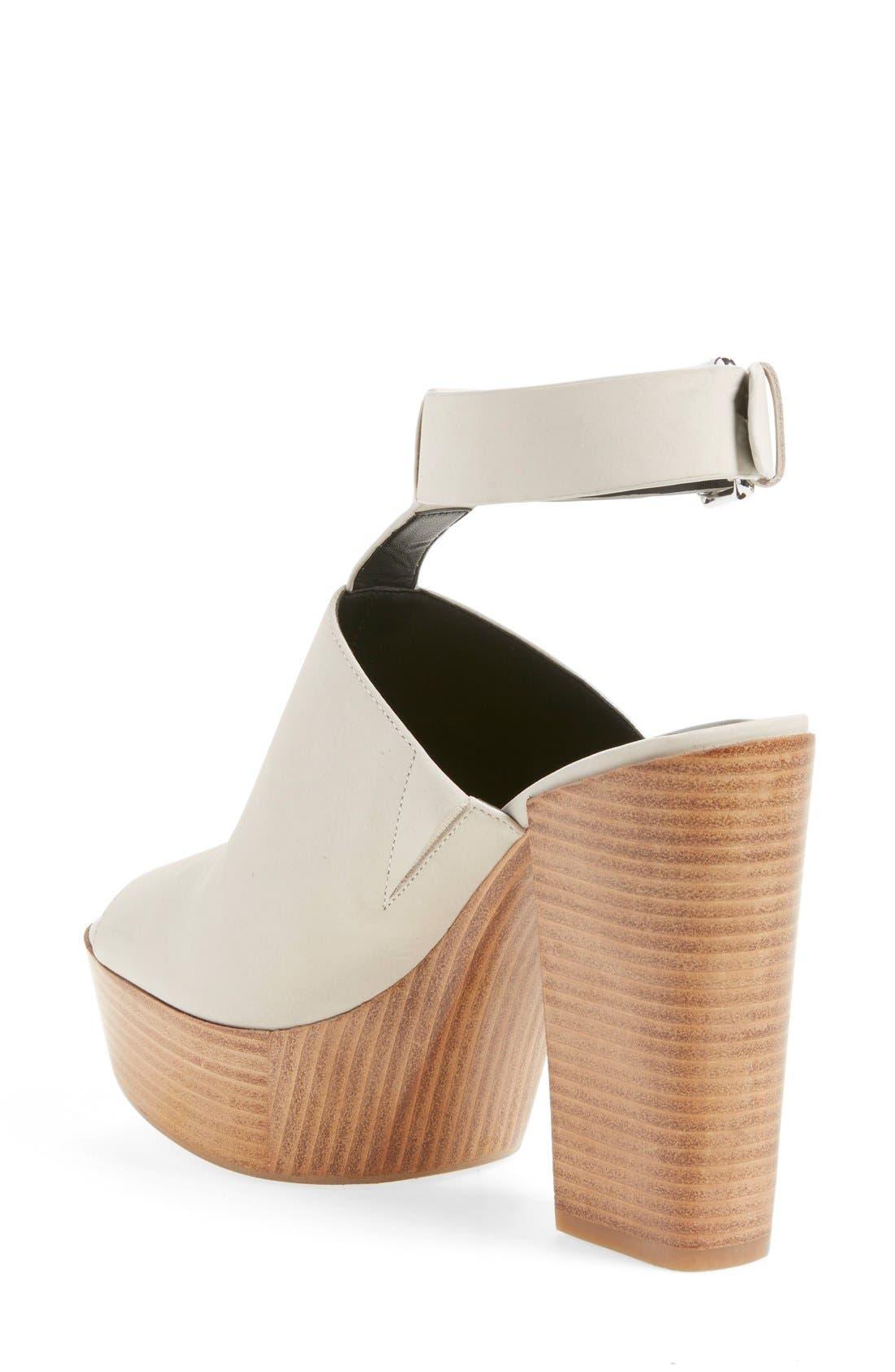 Alternate Image 2  - Rebecca Minkoff 'Cece' Platform Sandal (Women)
