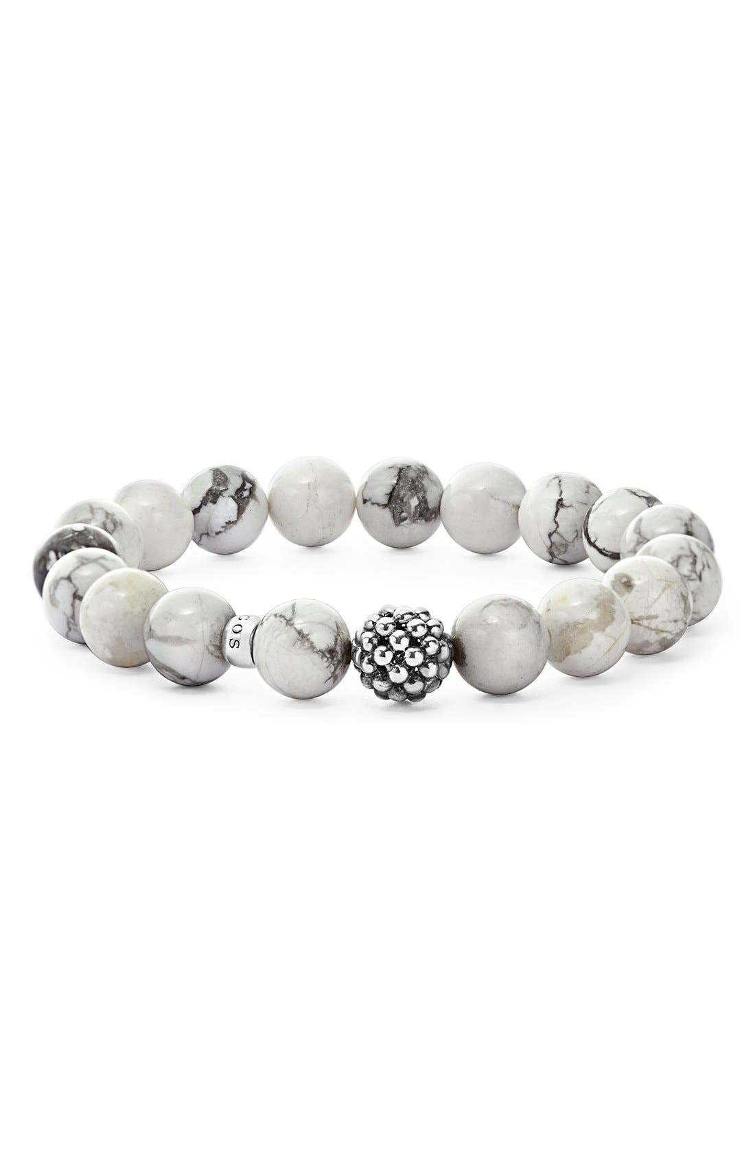 Main Image - LAGOS Bead Stretch Bracelet