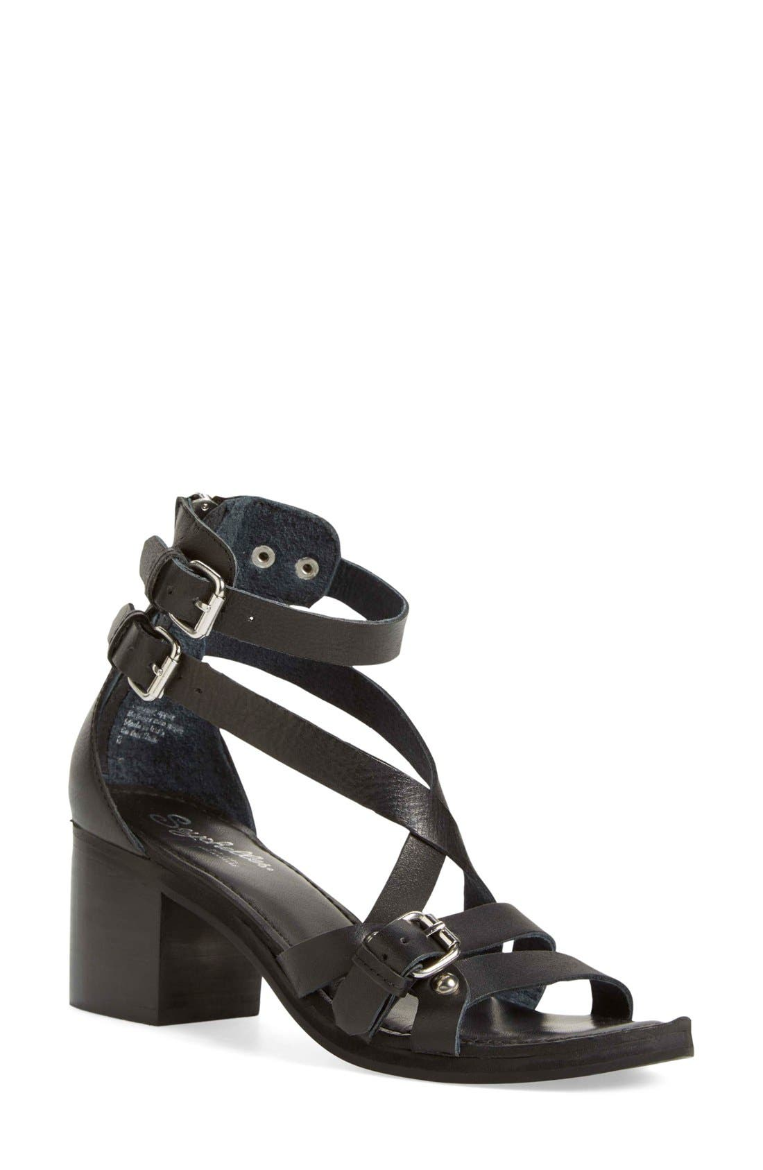 Alternate Image 1 Selected - Seychelles 'Aquarius' Ankle Strap Sandal (Women)
