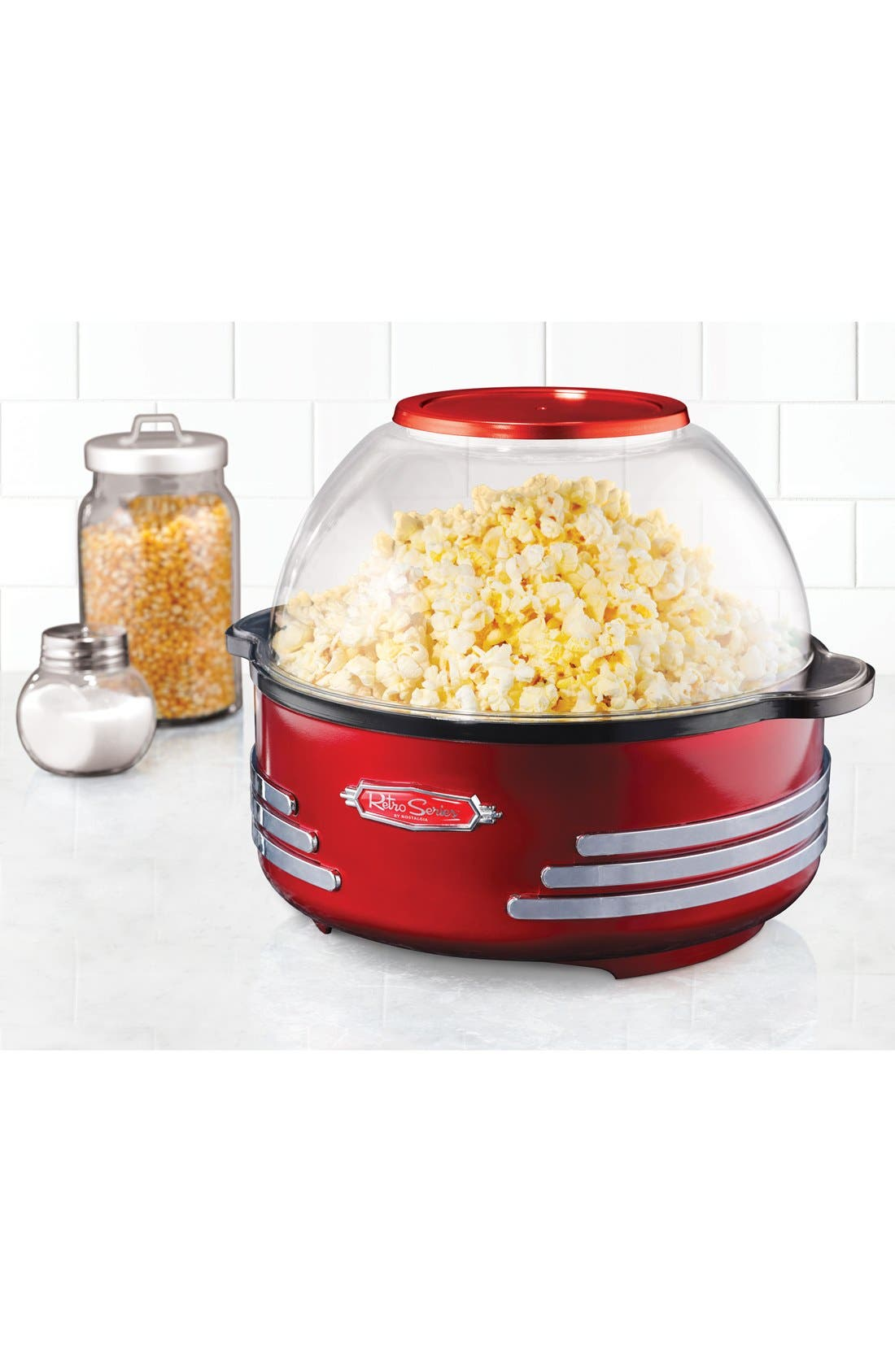 Alternate Image 2  - Nostalgia Electronics Retro Stirring Popcorn Maker