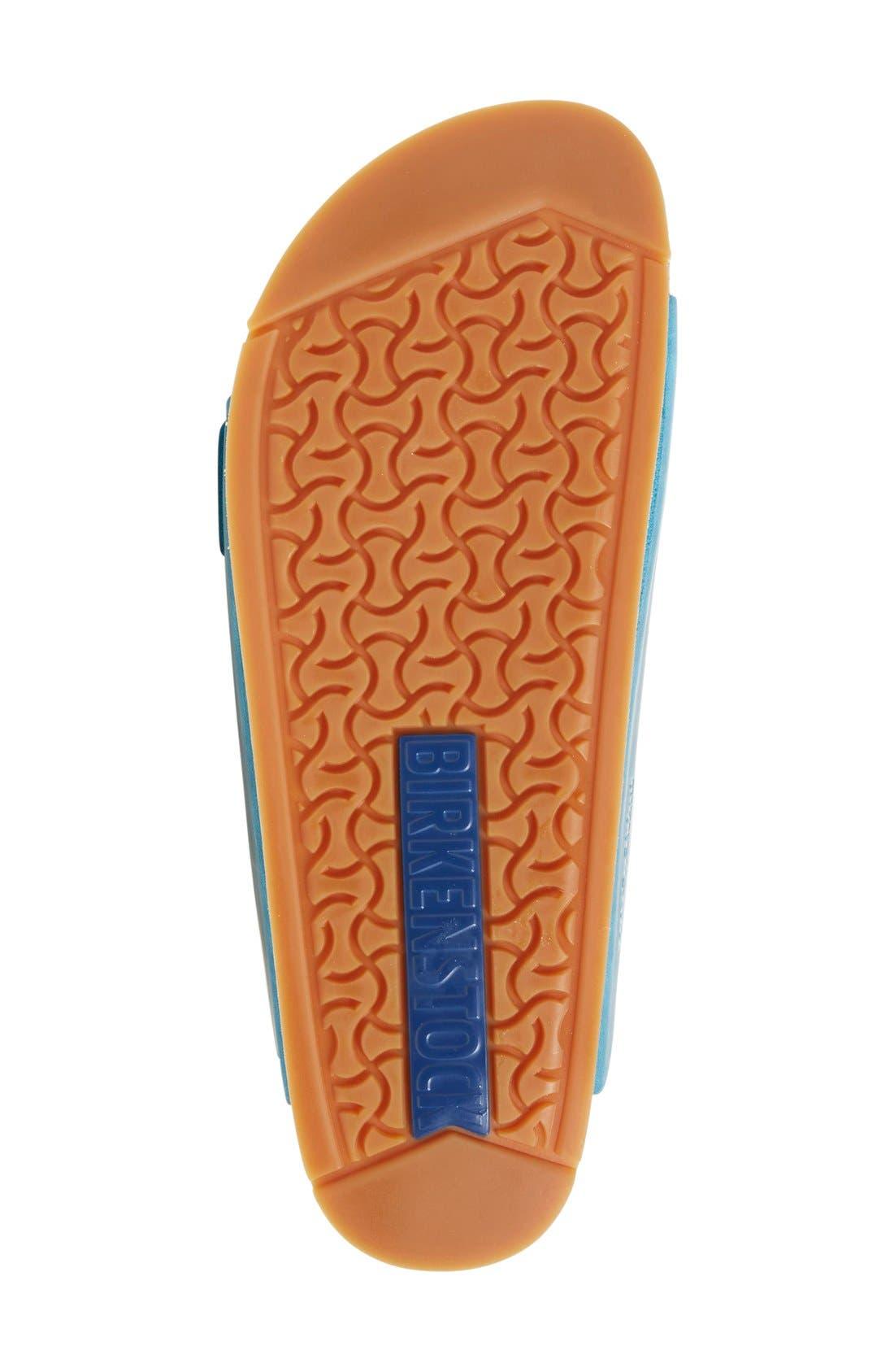 Alternate Image 4  - Birkenstock 'Arizona' Soft Footbed Sandal (Women)