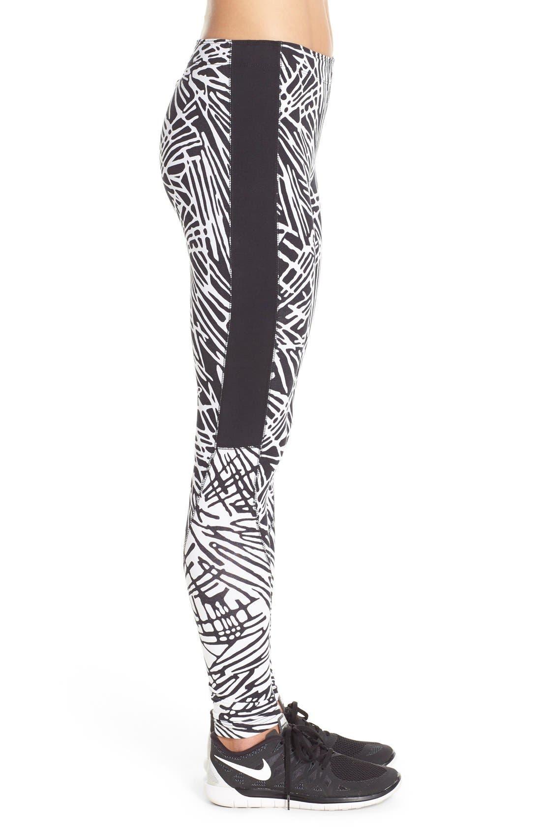 Alternate Image 3  - Nike 'Leg-A-See AOP' Print Leggings