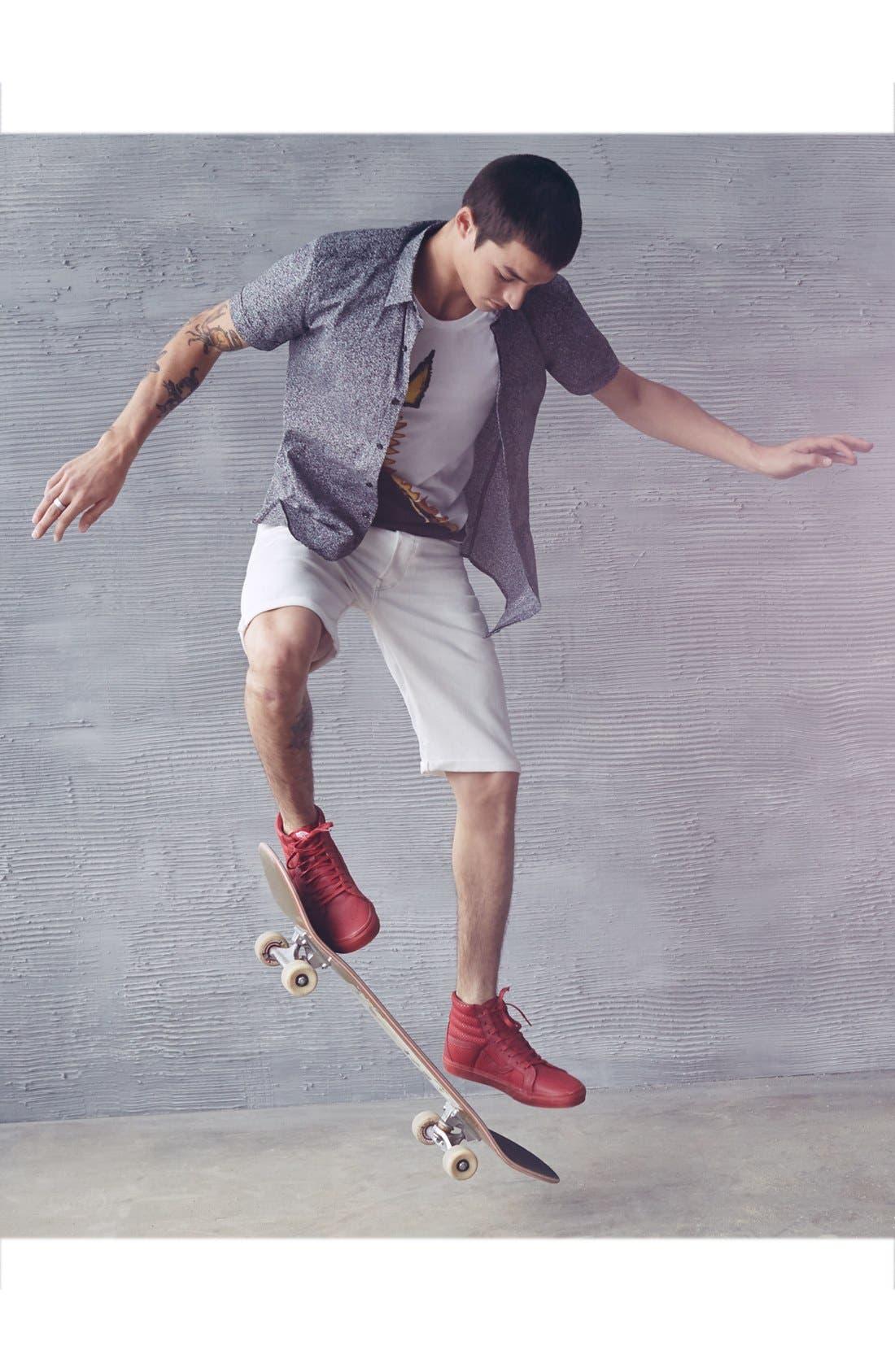 Alternate Image 6  - Vans 'Sk8-Hi Reissue Plus' Sneaker (Men)