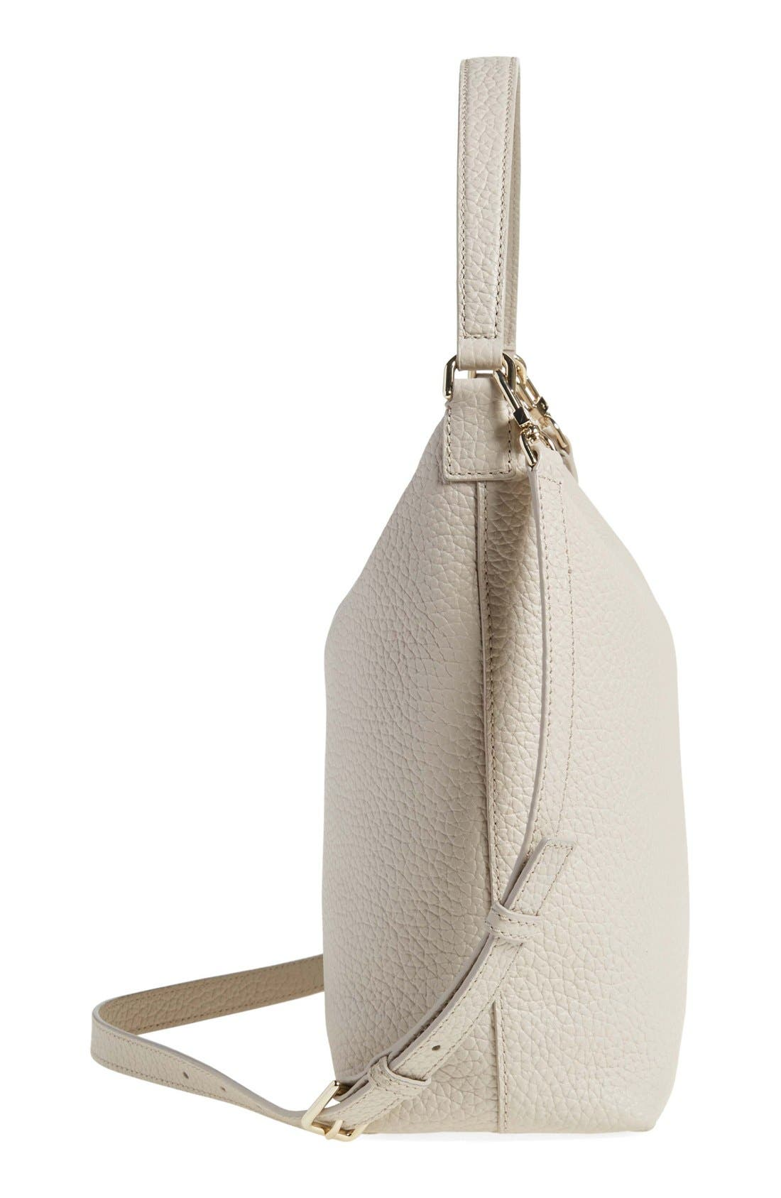 Alternate Image 5  - kate spade new york 'prospect place - kaia' leather hobo