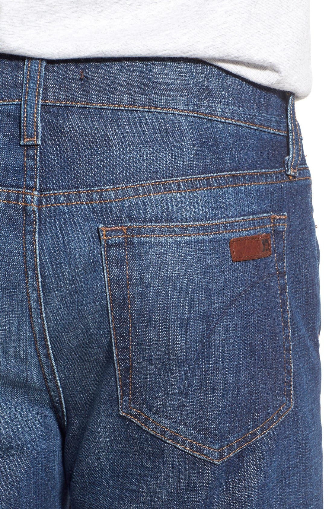 Alternate Image 4  - Joe's Classic Straight Leg Jeans (Martin)