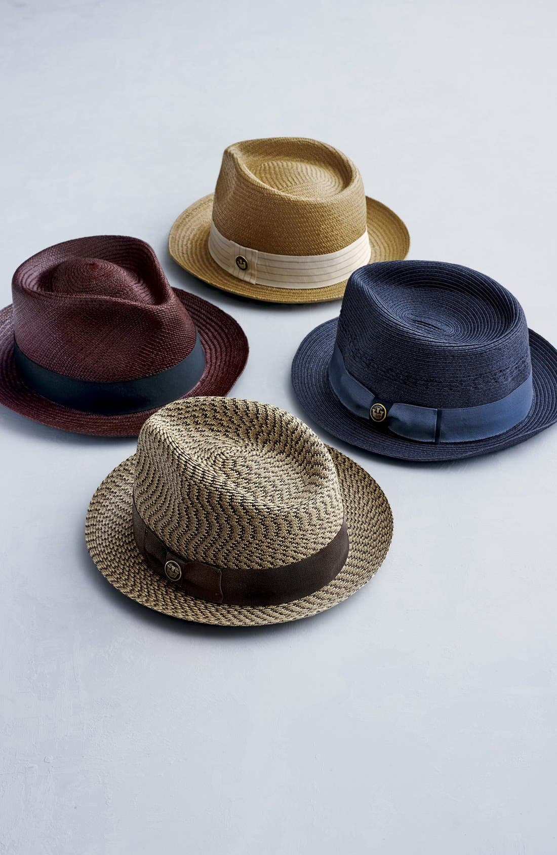 Alternate Image 2  - Goorin Brothers 'Snare' Straw Fedora