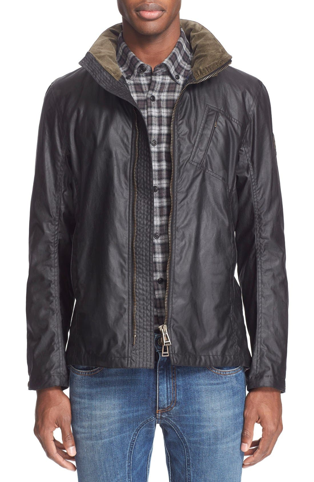 BELSTAFF 'Citymaster' Waxed Cotton Jacket