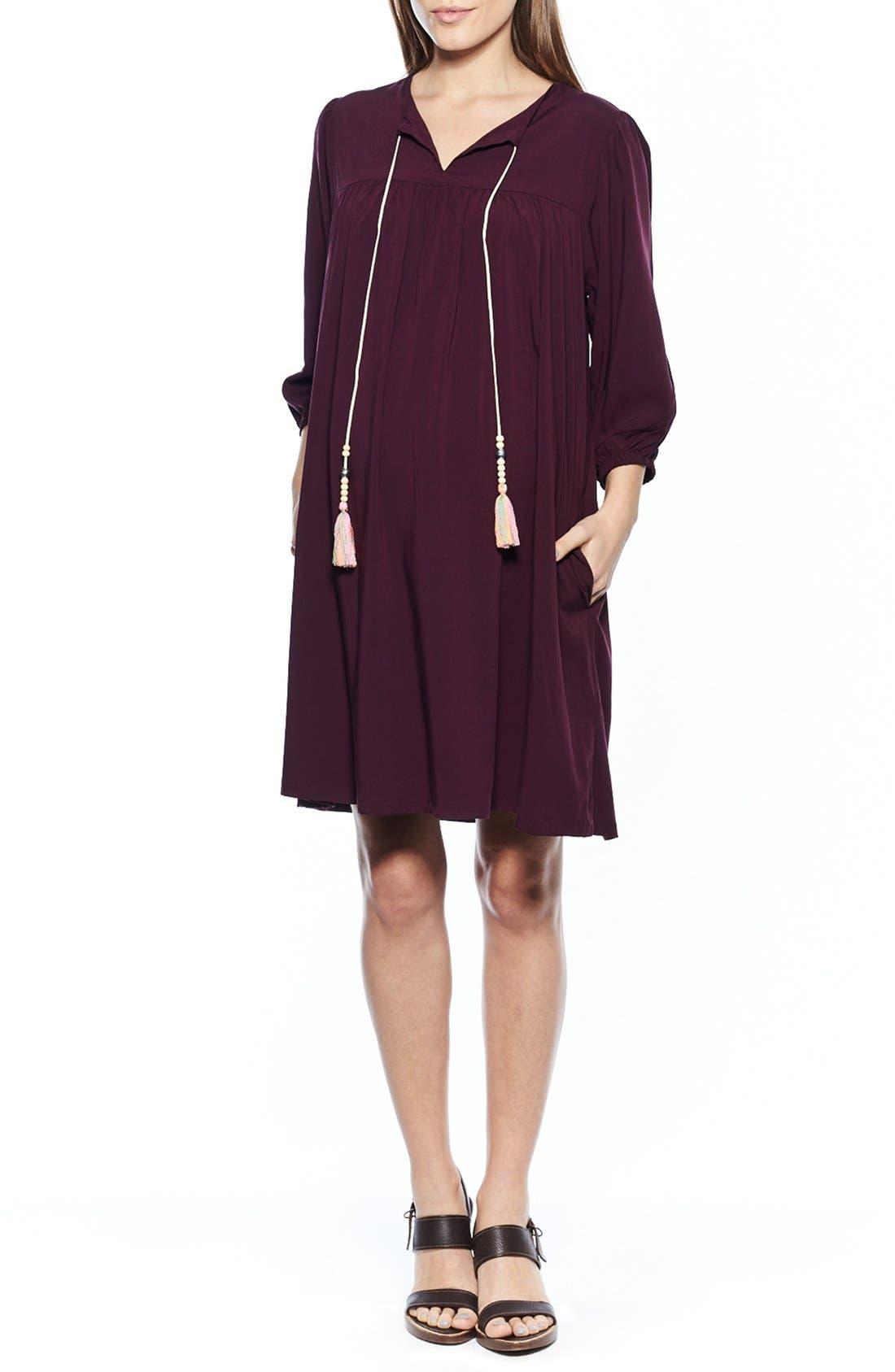 IMANIMO Boho Tunic Dress