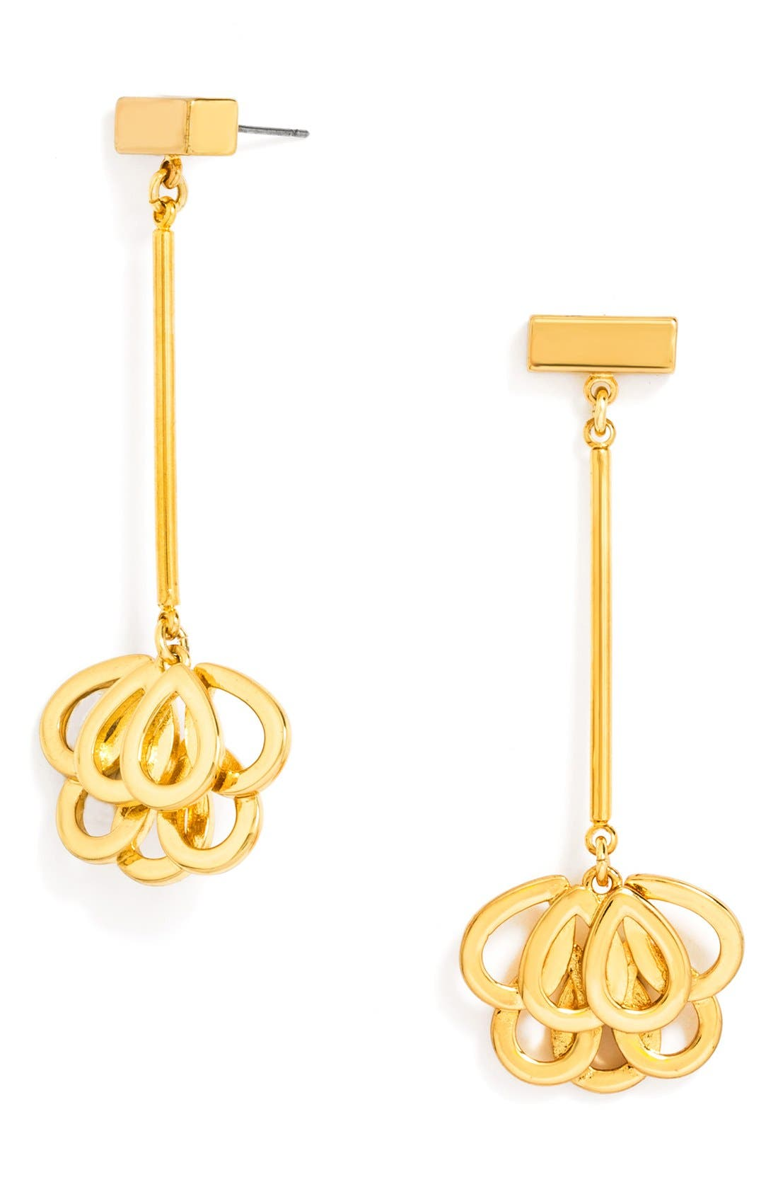 Main Image - BaubleBar 'Partridge' Drop Earrings