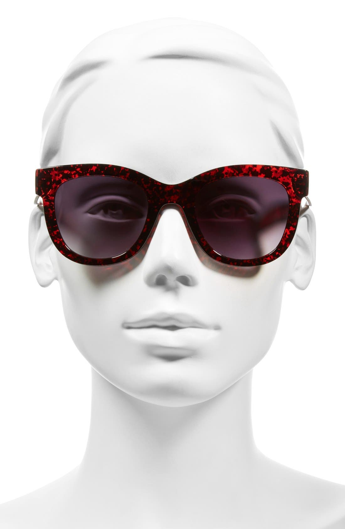 Alternate Image 2  - Fantas Eyes 50mm Retro Sunglasses