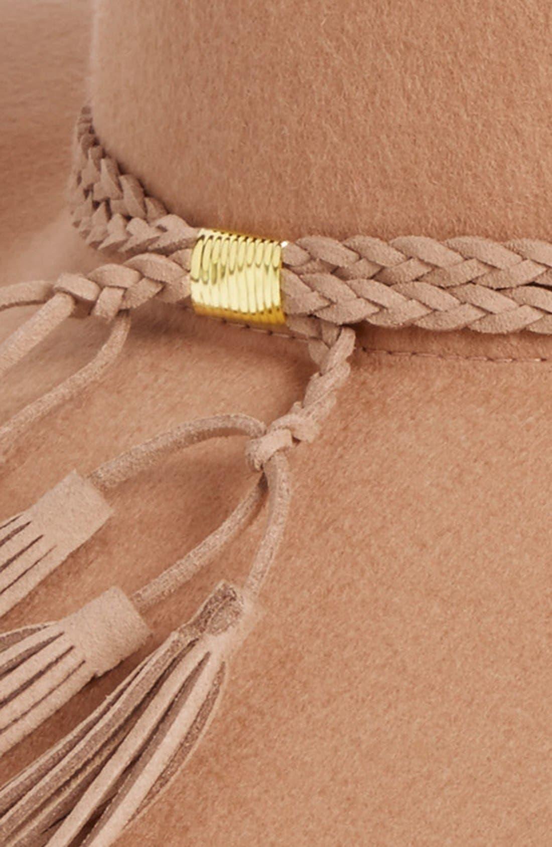 Alternate Image 2  - BP. Tassel Floppy Wool Hat